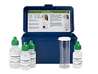 Chlorine Dioxide Test Kit: 1 drop = 0.5 ppm ClO2/10mL