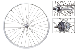 Shimano Nexus 7 Speed Wheel Set with Shifter