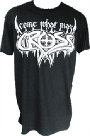 Come What May Christian T-Shirt in Black