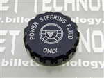 Billet Technology Power Steering Cap (2005-2010 Charger, Magnum, Challenger,300, 200, 392 Jeep, Hellcat)