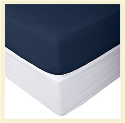 Bamboo Collection, 100% cotton, 300 thread count fitted sheet, King, for Std Mattresses