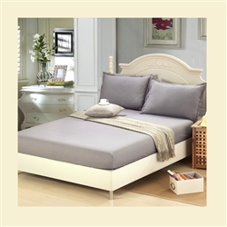 Classic Collection, 100% cotton, 310 thread count sheet set, Queen size, Deep Mattress