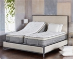 Premier Collection, cotton, 600 thread count, Queen Split set, Standard Mattress