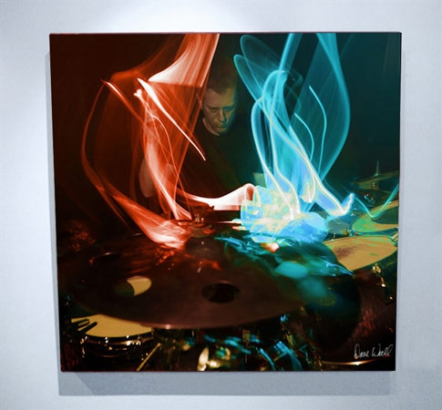Cyclonic Thunder and Lightning by Dave Weckl