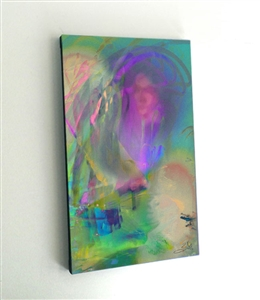 """Pastel and Reflective"" by Sheila E."