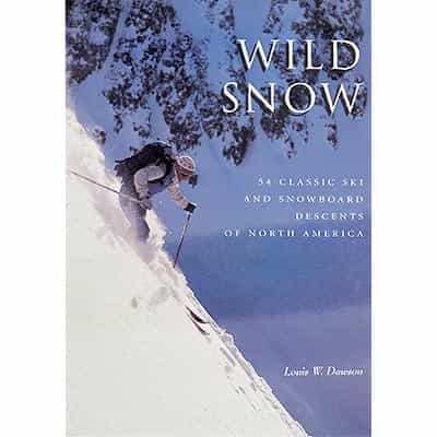 Wild Snow Soft Cover Book - Signed by Author