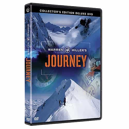DVD Journey - Warren Miller 2003