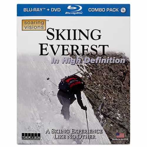 Skiing Everest DVD & Blu-ray Combo Pack