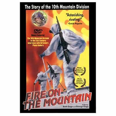 DVD & VHS Fire on the Mountain - DVD