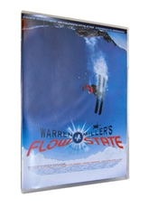 2013 DVD Flow State Warren Miller