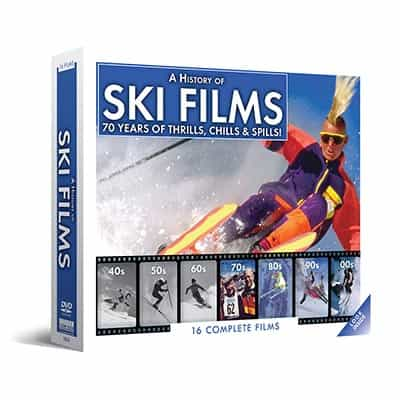 A History of Ski Films - DVD Box Set - 16 Films