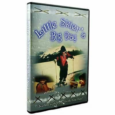 DVD Little Skiers Big Day