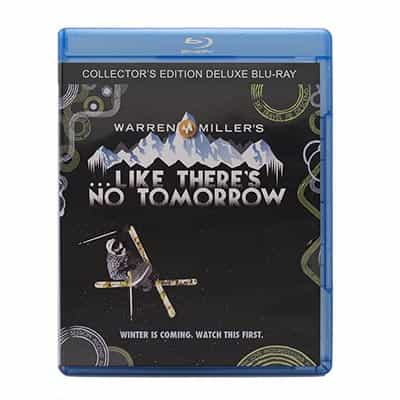 DVD Blu-ray Like Theres No Tomorrow Warren Miller 2012
