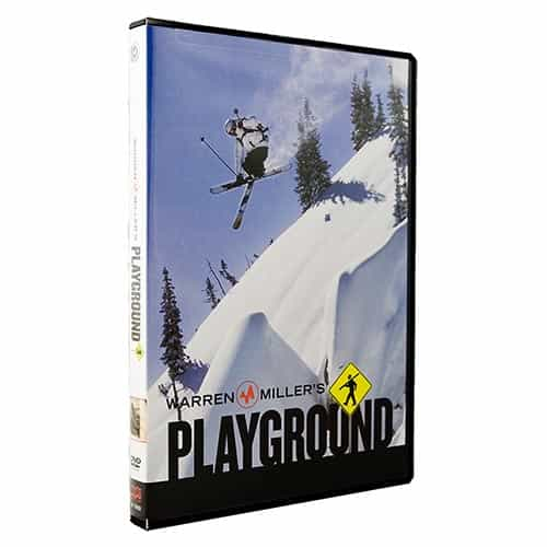 DVD Playground - Warren Miller 2008