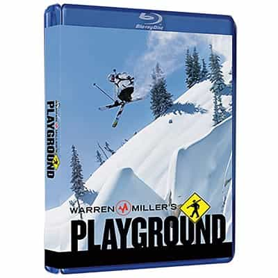 DVD Playground Blu-ray - Warren Miller 2008