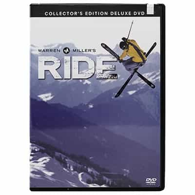 DVD Ride - Warren Miller 2000