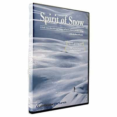 DVD Spirit of Snow