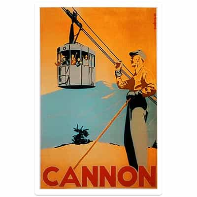Cannon Magnet