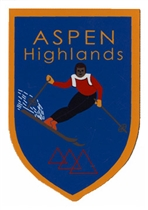 Aspen Highlands Magnet