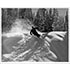 Pete Seibert Skiing Powder Photo (5 Sizes)