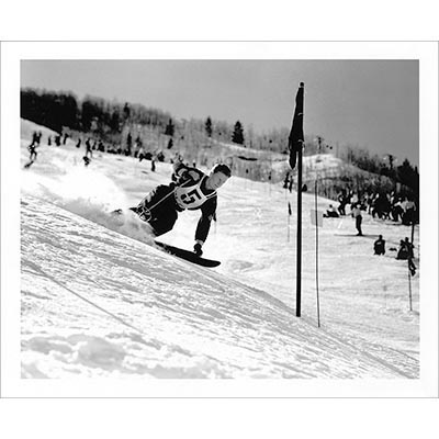 Stein Eriksen, Aspen Photo (5 Sizes)