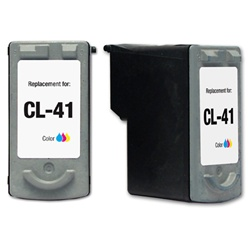 Canon CL-41 Tri-Color Inkjet Ink Cartridge 0617B002
