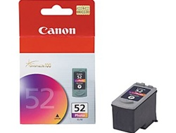 Canon CL-52 Genuine Photo Ink Cartridge 0619B002AA