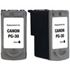 Canon PG-30 Black Inkjet Ink Tank Cartridge 1899B002