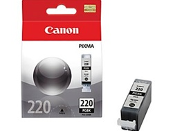 Canon PGI-220 Genuine Black Ink Cartridge 2945B001