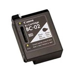 Canon BC-02 Black Inkjet Ink Cartridge 0881A003