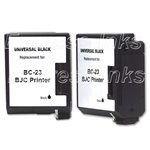 Canon BC-23 Black Inkjet Ink Cartridge 0897A003