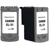 Canon CL-31 Tri-Color Ink Cartridge 1900B002