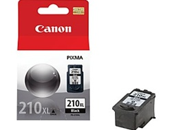 Canon PG-210XL Genuine Black Inkjet Cartridge