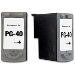 Canon PG-40 Black Inkjet Ink Tank Cartridge 0615B002