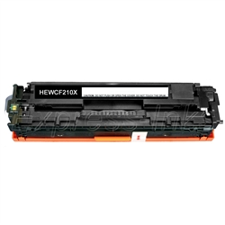 HP CF210X (131X) Compatible Black Toner Cartridge