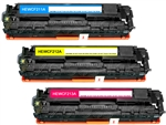 HP CF211A-3A Compatible Toner Cartridge Combo