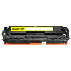 HP CF212A (131A) Compatible Yellow Toner Cartridge