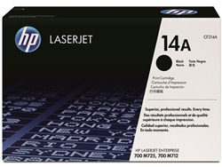 HP CF214A (14A) Genuine Black Toner Cartridge