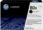 HP CF280X Genuine Black Toner Cartridge 80X