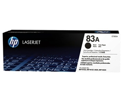 HP CF283A Genuine Black Toner Cartridge 83A