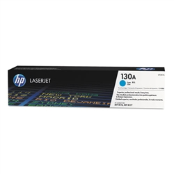 HP CF351A (130A) Genuine Cyan Toner Cartridge