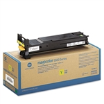 Konica Minolta A06V233 Genuine Yellow Toner Cartridge
