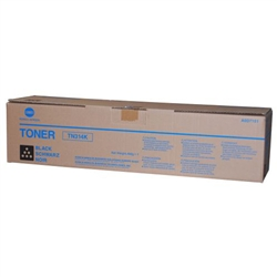 Konica TN314K Genuine Black Toner AOD7131