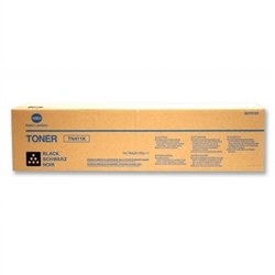 Konica TN411K Genuine Black Toner Cartridge A070131