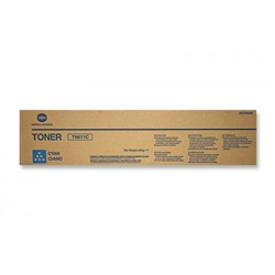 Konica TN611C Genuine Cyan Toner Cartridge A070430
