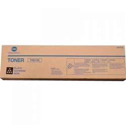Konica TN611K Genuine Black Toner Cartridge A070130