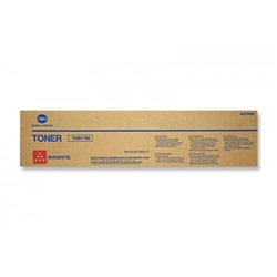 Konica TN611M Genuine Magenta Toner Cartridge A070330
