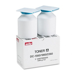 Kyocera Mita 37090011 2-Pack Genuine Toner Cartridges
