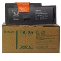 Kyocera Mita TK-25 Genuine Toner Cartridge TK25