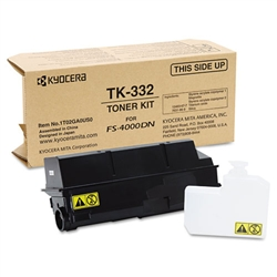 Kyocera Mita TK-322 Genuine Toner Cartridge TK322